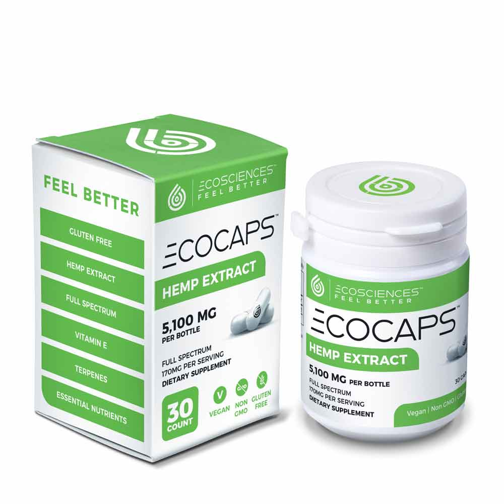 eco sciences cbd Pills coupon code