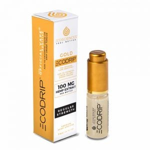 ECODRIP™ Gold Vape Additive