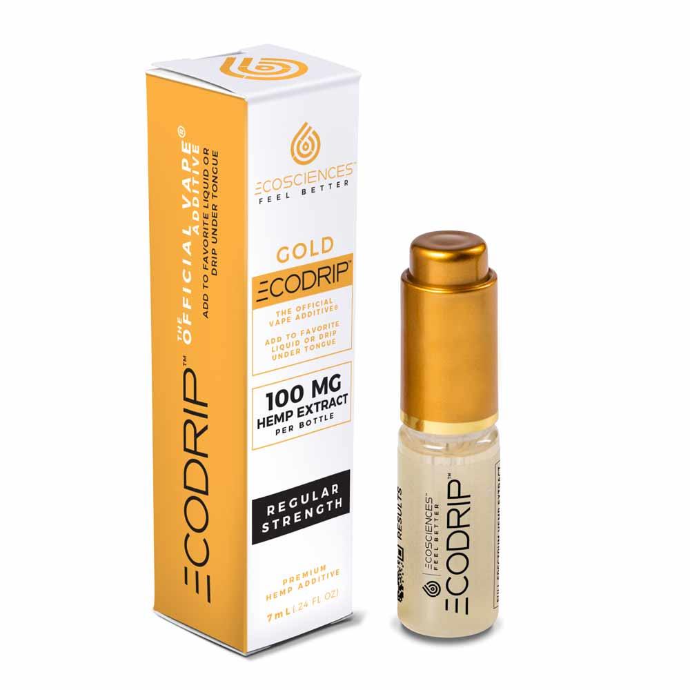 ECODRIP™ Gold Vape Additive