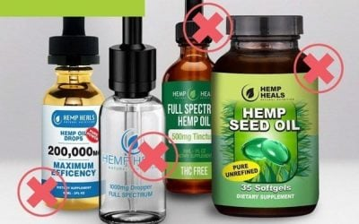 How To Spot Fake CBD