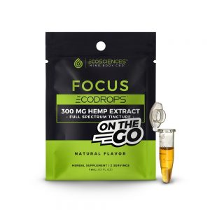 ECODROPS Focus 1ml