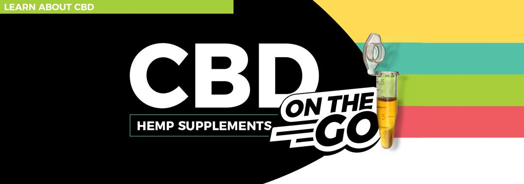 Check Out Our New On The Go CBD Tinctures
